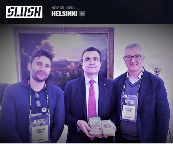 postcard from slush 2017